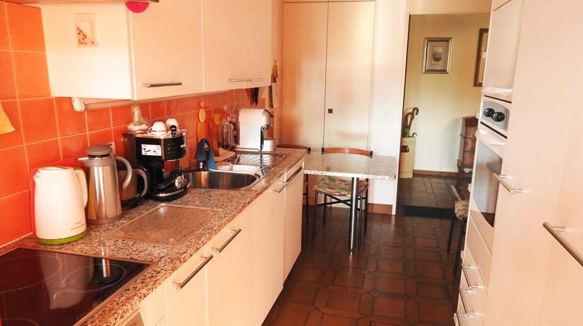 cucina appartamento in vendita gentilino