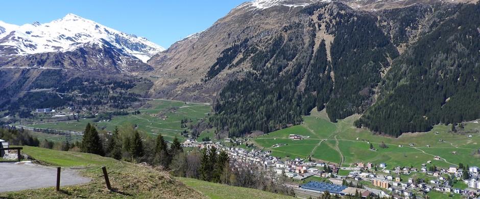 Splendida abitazione di vacanza con vista sulle montagne a Nante.. clicca e guarda il filmato.. che vista! – Rif. 314