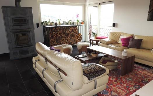 Salotto casa monofamiliare - bifamiliare Arosio
